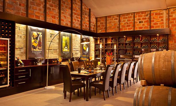 Vintners tasting room